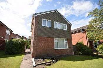 3 Bedrooms Detached House for sale in Upchurch Close, Mickleover, Derby, DE3 0PX