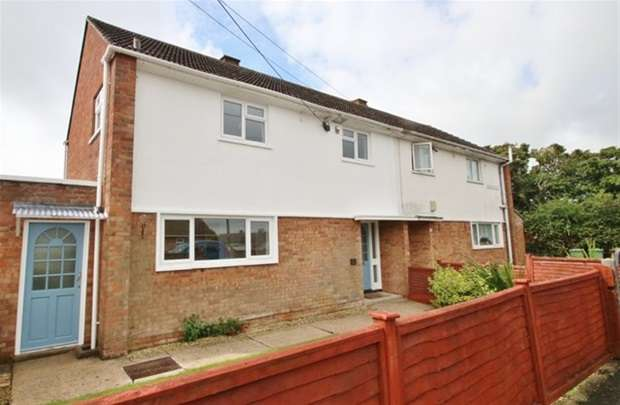 3 Bedrooms Semi Detached House for sale in Monington Road, Glastonbury