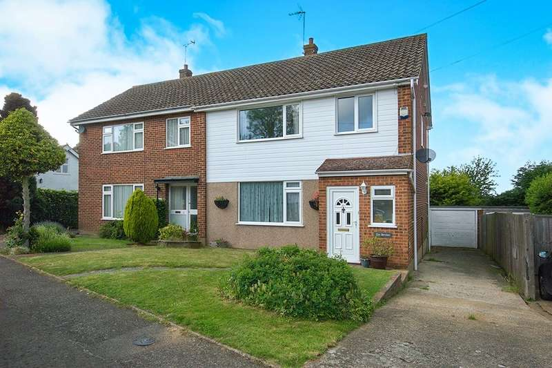 3 Bedrooms Semi Detached House for sale in The Birches Quakers Close, Hartley, Longfield, DA3