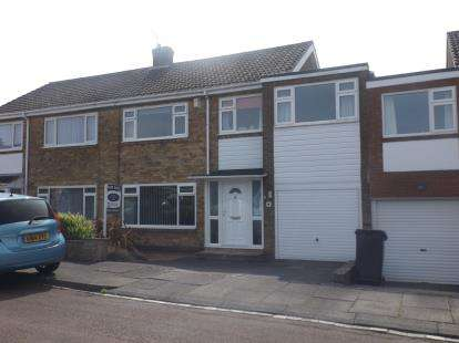 4 Bedrooms Semi Detached House for sale in Antonine Walk, Heddon On The Wall, Northumberland, Tyne and Wear, NE15