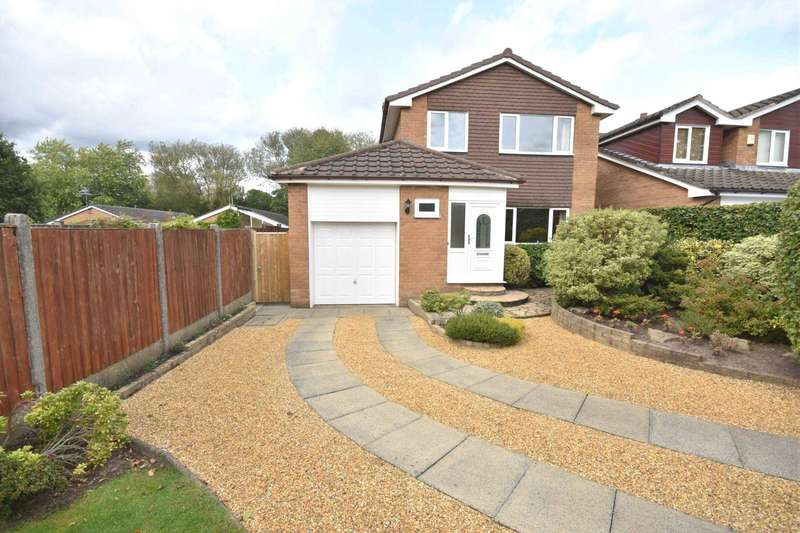 4 Bedrooms Detached House for sale in NEWSTEAD CLOSE, POYNTON