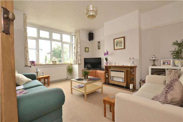 3 Bedrooms Semi Detached House for sale in Rosling Road, BRISTOL, BS7 8SX