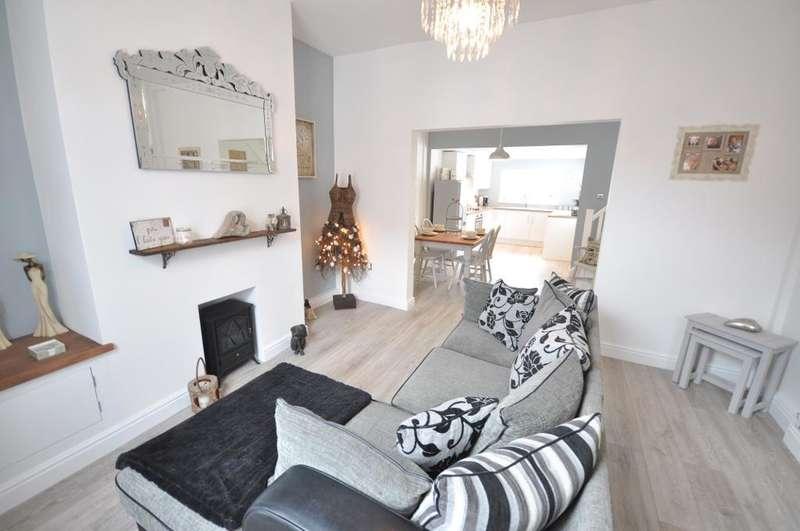 2 Bedrooms Terraced House for sale in Wildman Street, Preston, Lancashire, PR1 7QH