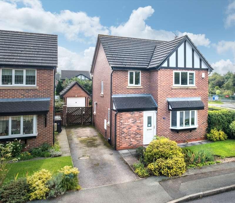 4 Bedrooms House for sale in 4 bedroom House Detached in Calveley