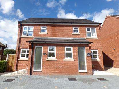 2 Bedrooms Semi Detached House for sale in Barons Close, Fakenham, Norfolk