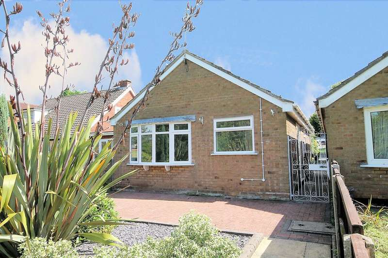 2 Bedrooms Detached Bungalow for sale in Moor Lane, Bolehall, Tamworth, B77 3LL
