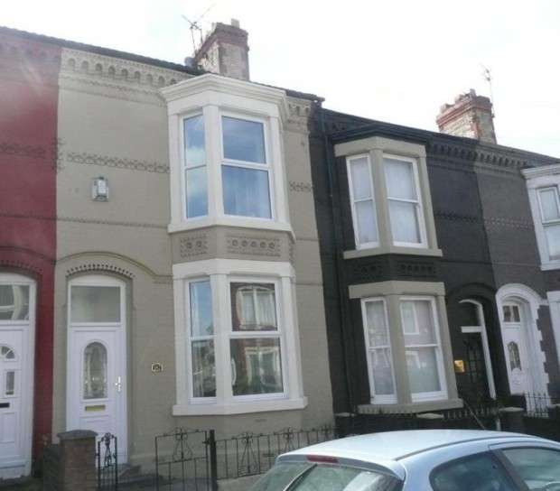 4 Bedrooms Terraced House for rent in Bedford Road, Bootle, L20