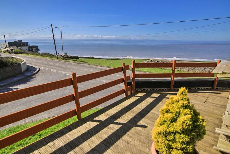 4 Bedrooms Detached House for sale in Somerset View, Ogmore-By-Sea, Bridgend