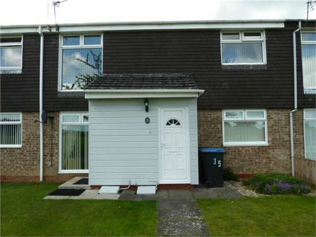 2 Bedrooms Flat for sale in Middlehope Grove, Bishop Auckland, Durham