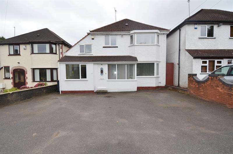 4 Bedrooms Detached House for sale in Druids Lane, Druids Heath, Birmingham