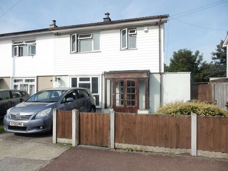 3 Bedrooms Semi Detached House for sale in Brooke Ave, Dagenham, Essex, RM10 9TJ