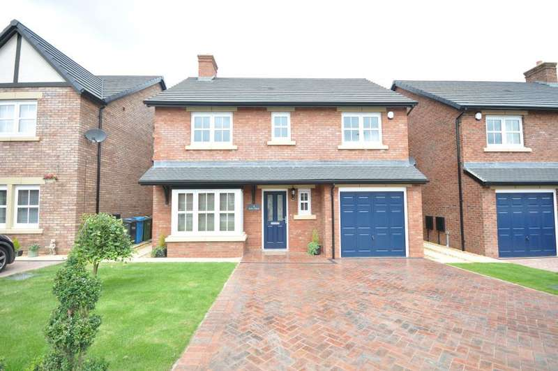 4 Bedrooms Detached House for sale in Stile Close, Kirkham, Preston, Lancashire, PR4 2SF