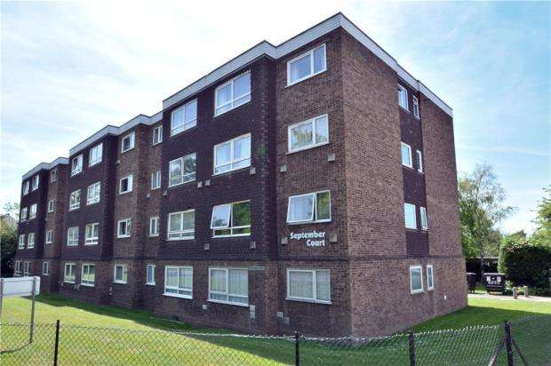 2 Bedrooms Apartment Flat for sale in September Court, Hillingdon Road, Uxbridge