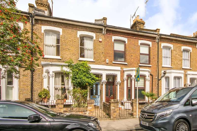 3 Bedrooms House for sale in Gillespie Road, Islington, N5