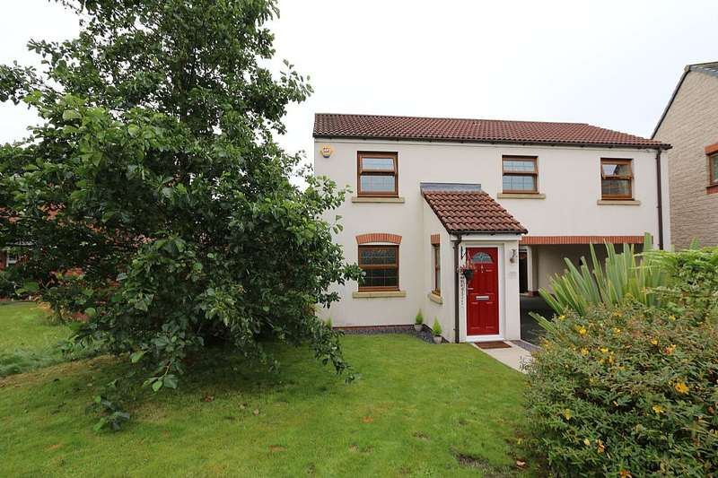 2 Bedrooms Detached House for sale in Durham Drive, Buckshaw Village, Chorley, Lancashire, PR7 7AY