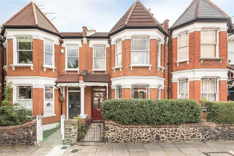 3 Bedrooms Terraced House for sale in Outram Road, London, N22