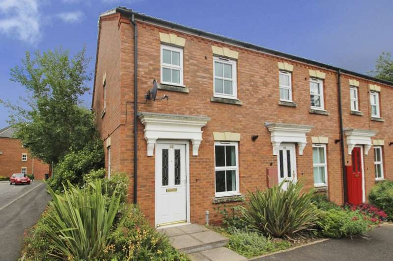 2 Bedrooms Property for sale in Clarkson Close, Nuneaton, CV11