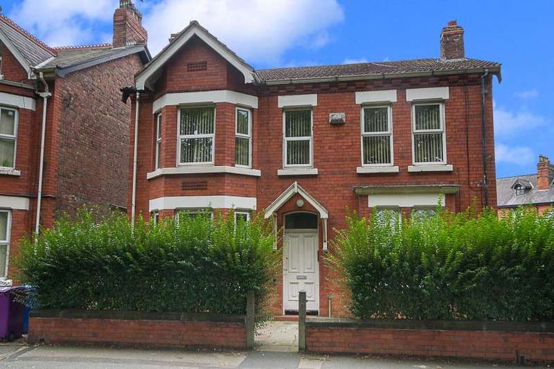 5 Bedrooms Detached House for sale in Clarendon Road, L19