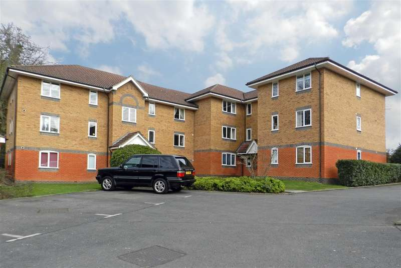 1 Bedroom Apartment Flat for rent in Masefield Gardens, Crowthorne