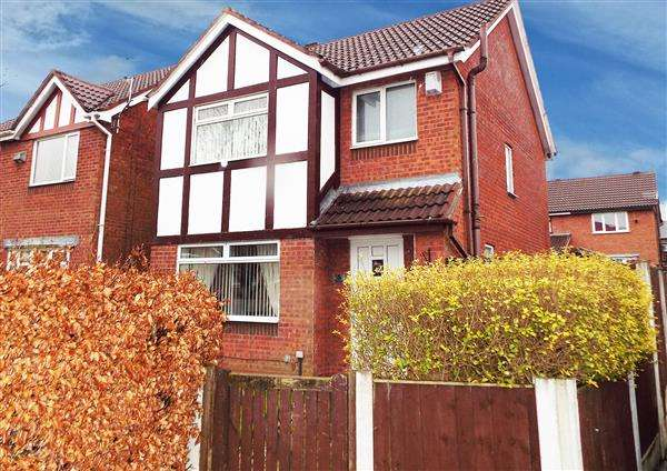 3 Bedrooms Detached House for sale in Roe Lane, Salem, Oldham