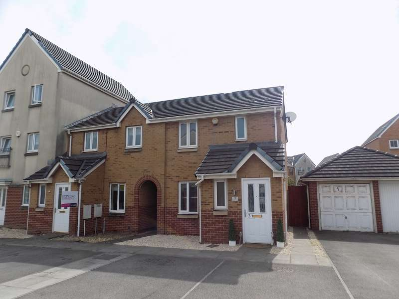 3 Bedrooms End Of Terrace House for sale in Jersey Quay, Port Talbot, Neath Port Talbot. SA12 6QN