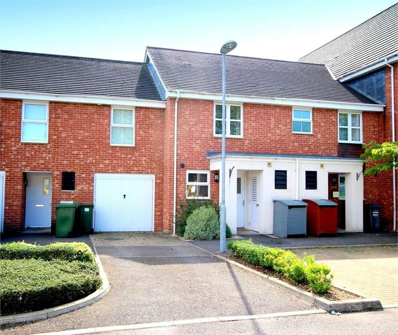 2 Bedrooms Terraced House for sale in Eaton Socon, ST NEOTS