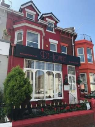 8 Bedrooms Hotel Gust House for sale in Lord Street Blackpool