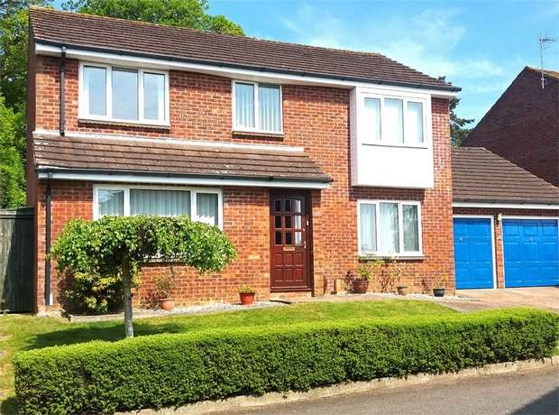 4 Bedrooms Detached House for sale in Michigan Way, Pennsylvania, EXETER, Devon