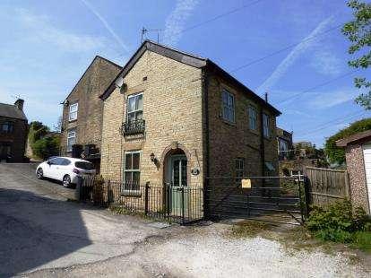 2 Bedrooms Detached House for sale in Old Road, Furness Vale, High Peak, Derbyshire