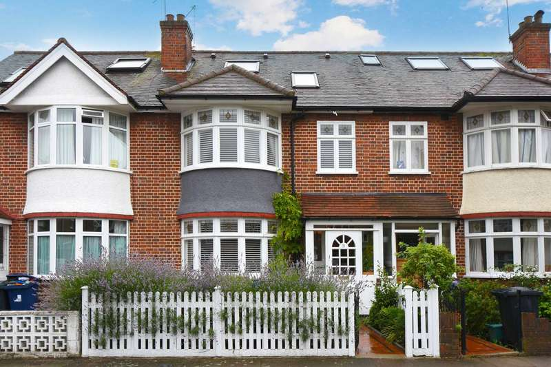 4 Bedrooms House for sale in Burnham Way, London W13