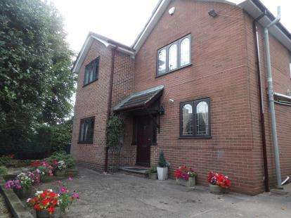 4 Bedrooms Detached House for sale in High Street, Stonebroom, Alfreton, Derbyshire