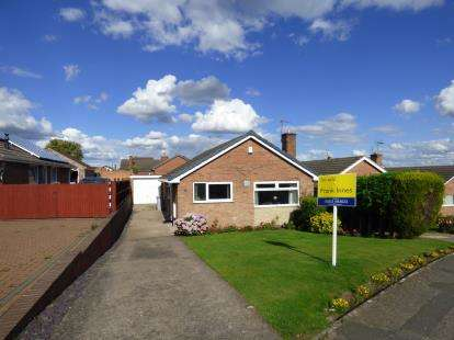 2 Bedrooms Bungalow for sale in Westbrook Drive, Rainworth, Nottinghamshire