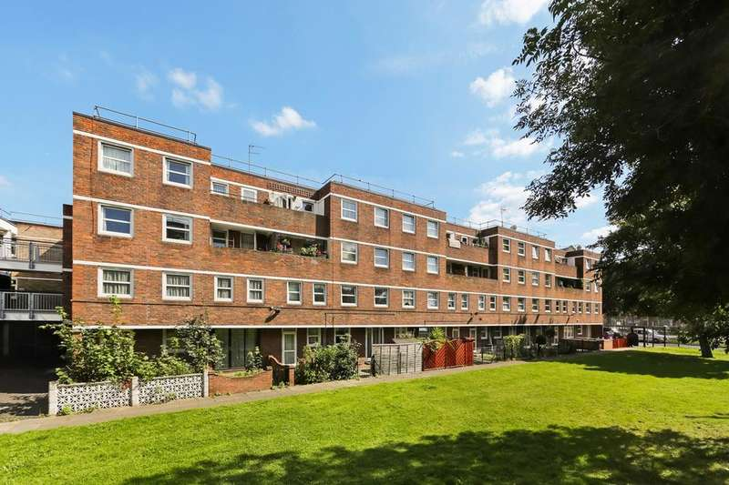 4 Bedrooms Flat for sale in Clearbrook Way, London E1