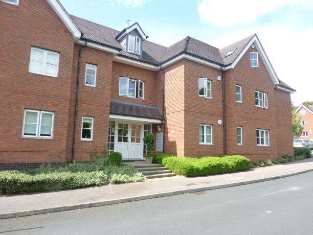 2 Bedrooms Penthouse Flat for sale in Cavendish Court, Edgbaston, Birmingham, B17 8DE
