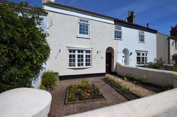 3 Bedrooms Terraced House for sale in Ringmore Road, Shaldon, Devon