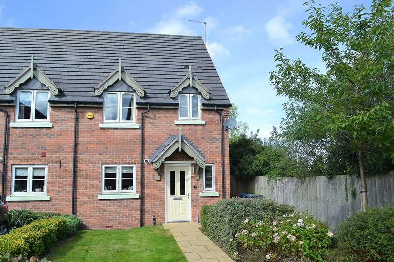 4 Bedrooms Town House for sale in Far Lady Croft, Armitage