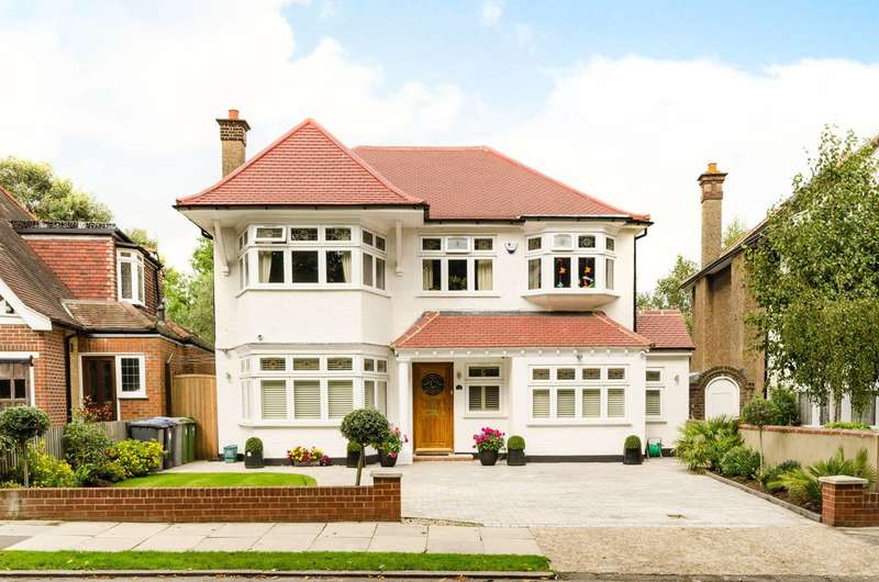 5 Bedrooms House for sale in Northwick Circle, Kenton, HA3