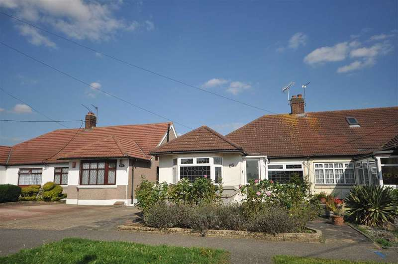3 Bedrooms Bungalow for sale in Thorndon Avenue, West Horndon