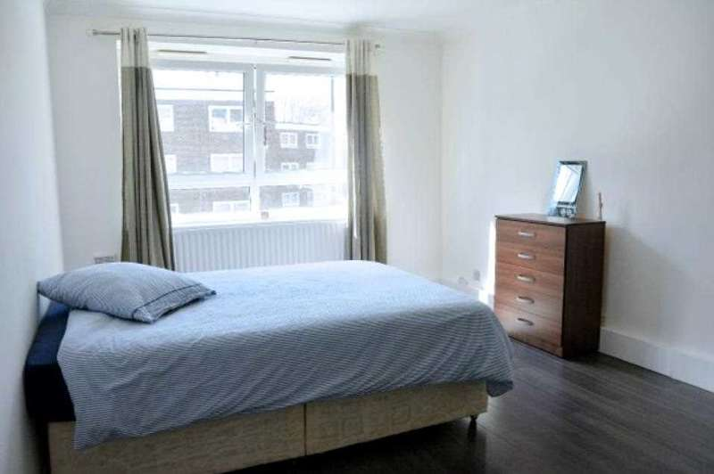 3 Bedrooms Apartment Flat for sale in Bourne Terrace, London