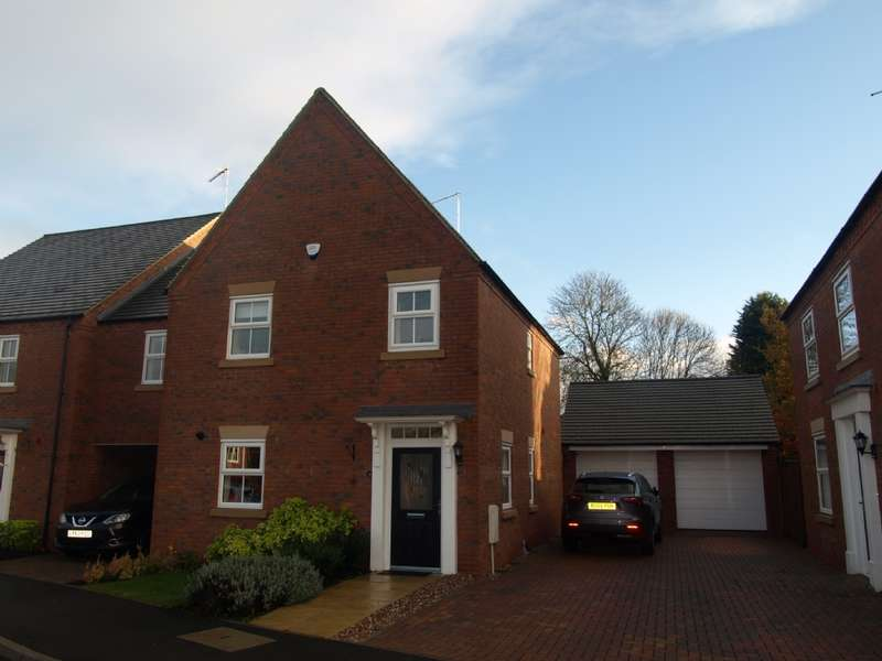 3 Bedrooms Detached House for sale in Pearmain Close, Newport Pagnell, Buckinghamshire