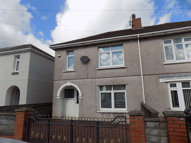 3 Bedrooms Semi Detached House for sale in St. Davids Road, Port Talbot, Neath Port Talbot. SA12 6PP