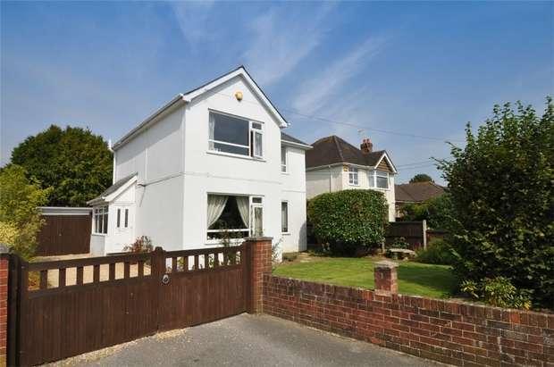 3 Bedrooms Detached House for sale in Wimborne Road West, Colehill, Wimborne, Dorset