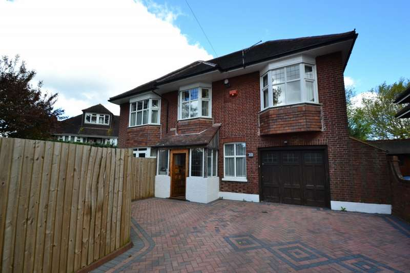 6 Bedrooms Detached House for sale in Littledown