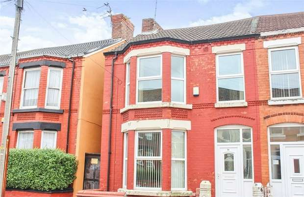 5 Bedrooms Terraced House for sale in Langdale Road, Liverpool, Merseyside