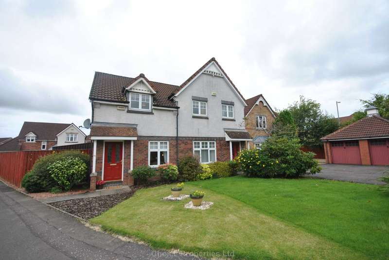 2 Bedrooms Semi Detached House for sale in Wallacetown Avenue, Kilmarnock, KA3 6DS