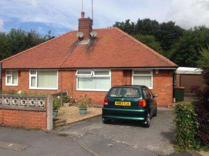 2 Bedrooms Bungalow for sale in Melrose Avenue, Fulwood, Preston, Lancashire, PR2