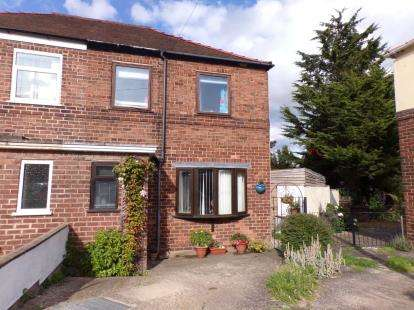 3 Bedrooms Semi Detached House for sale in Bala Avenue, Greenfield, Holywell, CH8