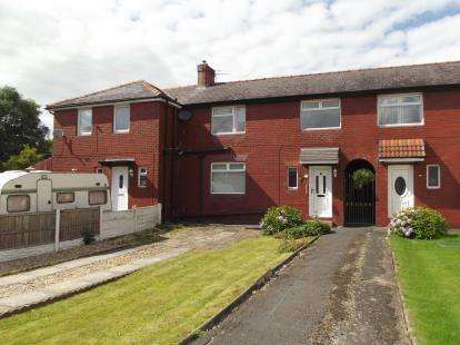 3 Bedrooms Terraced House for sale in Fir Grove, Wigan, Greater Manchester, ., WN6