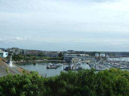 2 Bedrooms Flat for sale in The Barbican, Plymouth, Devon