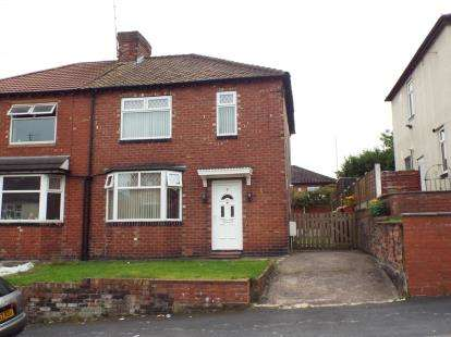 3 Bedrooms Semi Detached House for sale in Windle Avenue, Manchester, Greater Manchester